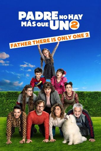Father There Is Only One 2 Poster