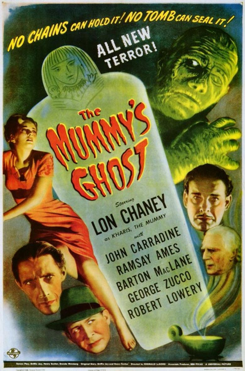 The Mummy's Ghost Poster
