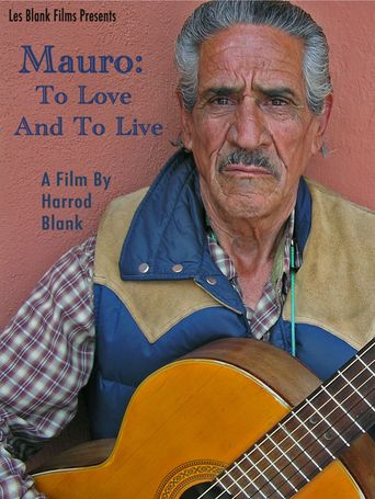 Mauro: To Love and to Live Poster