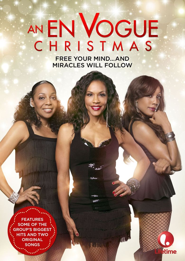 An En Vogue Christmas Poster