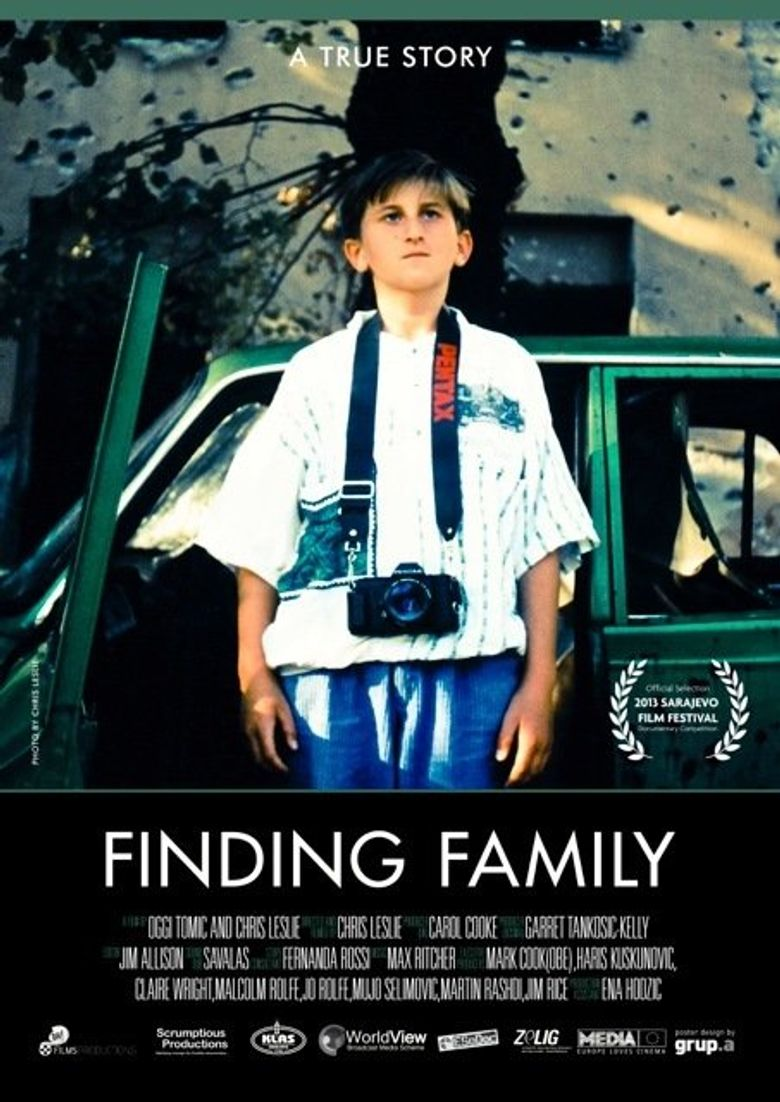 Finding Family Poster