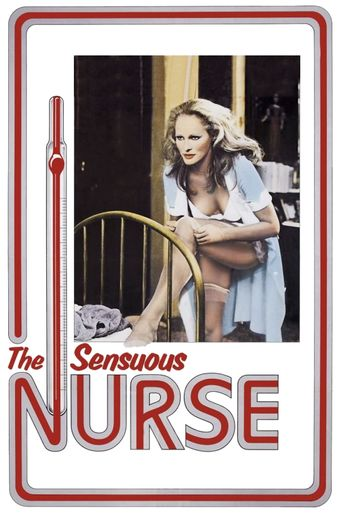 The Sensuous Nurse Poster