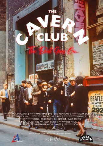 The Cavern Club: The Beat Goes On Poster