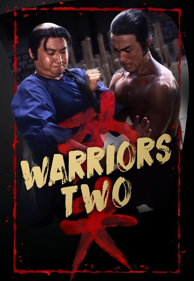 Warriors Two Poster