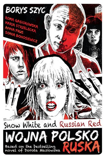 Snow White and Russian Red Poster