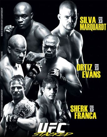 UFC 73: Stacked Poster