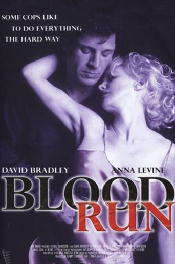 Blood Run Poster