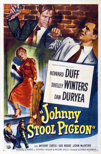 Johnny Stool Pigeon Poster