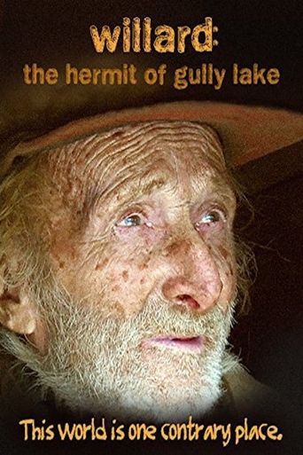 Willard: The Hermit of Gully Lake Poster