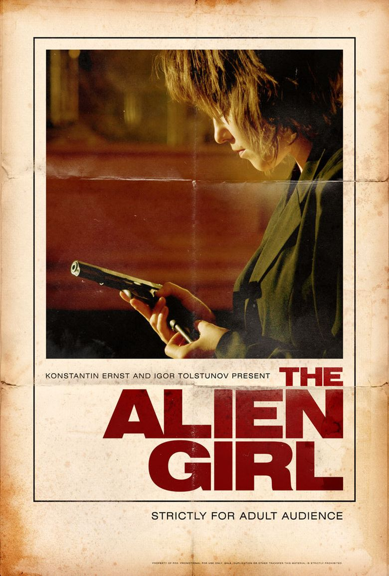 Watch Alien Girl