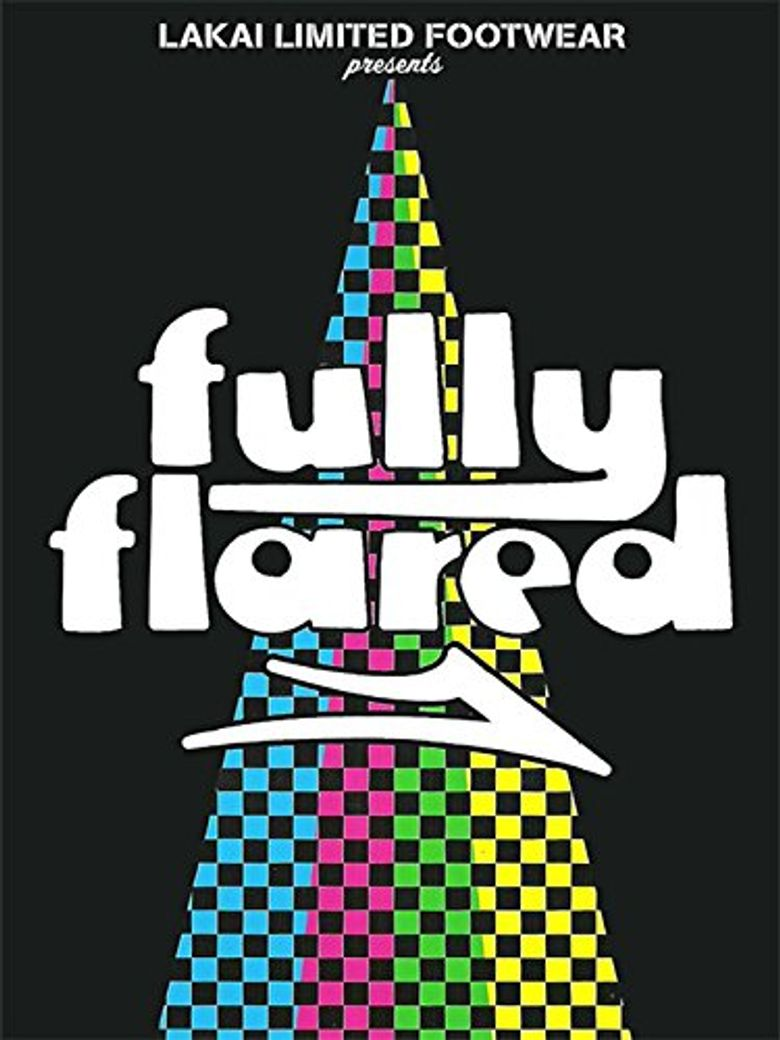 Fully Flared Poster