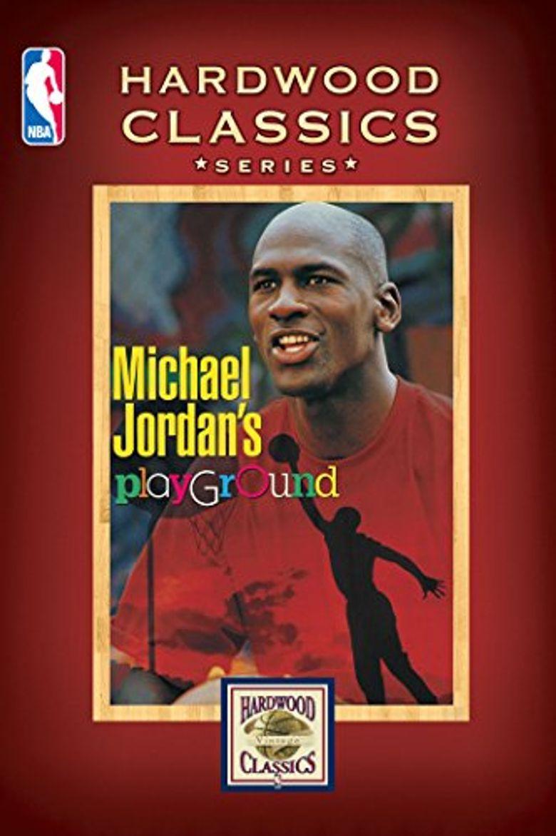 Michael Jordan's Playground Poster