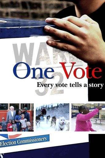 One Vote Poster