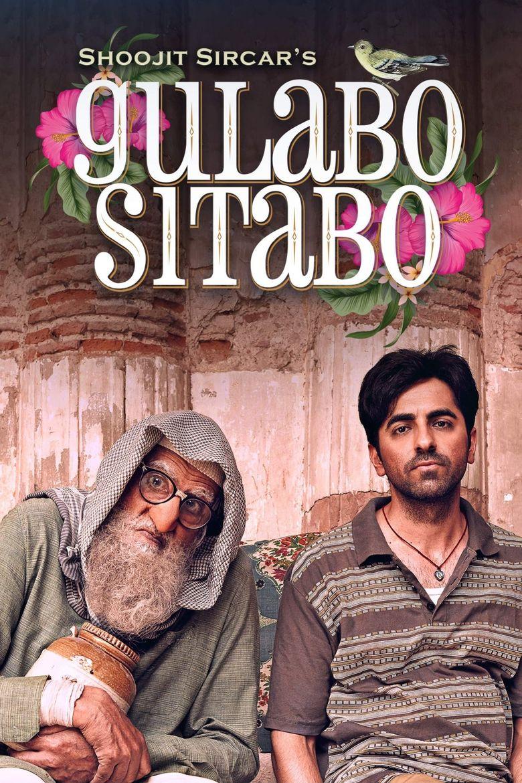 Gulabo Sitabo Poster