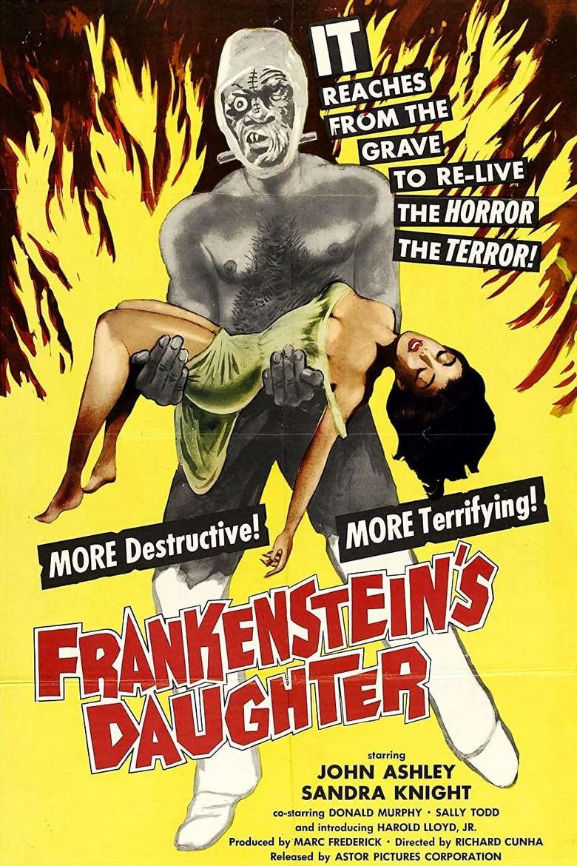 Watch Frankenstein's Daughter
