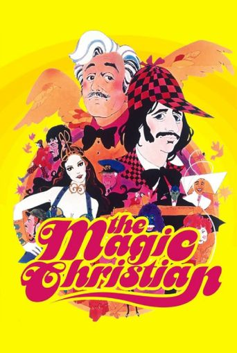 The Magic Christian Poster