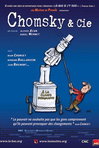 Chomsky & Cie Poster