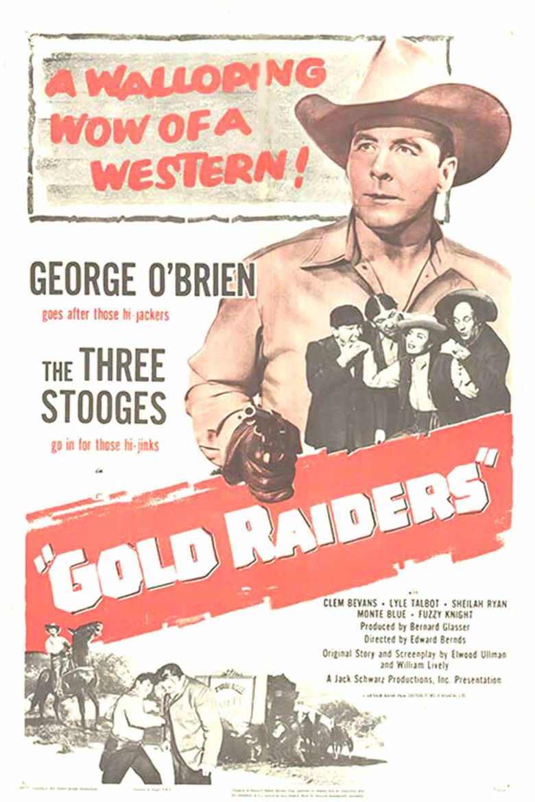 Watch Gold Raiders