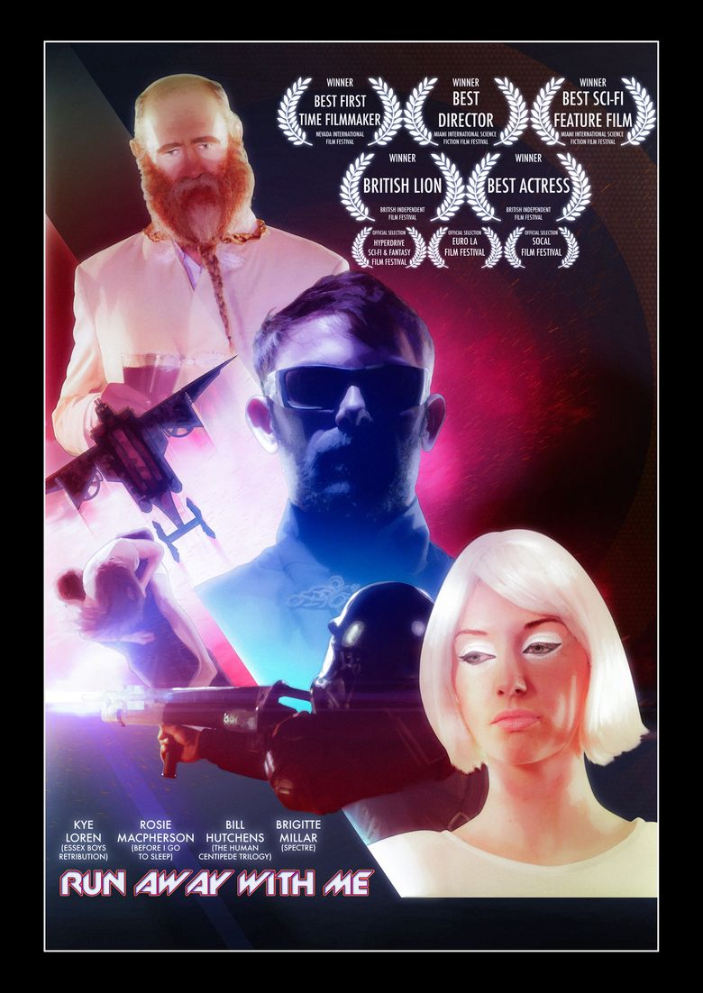 Run Away with Me Poster