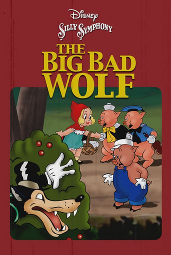 The Big Bad Wolf Poster
