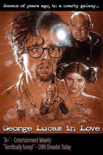 George Lucas in Love Poster