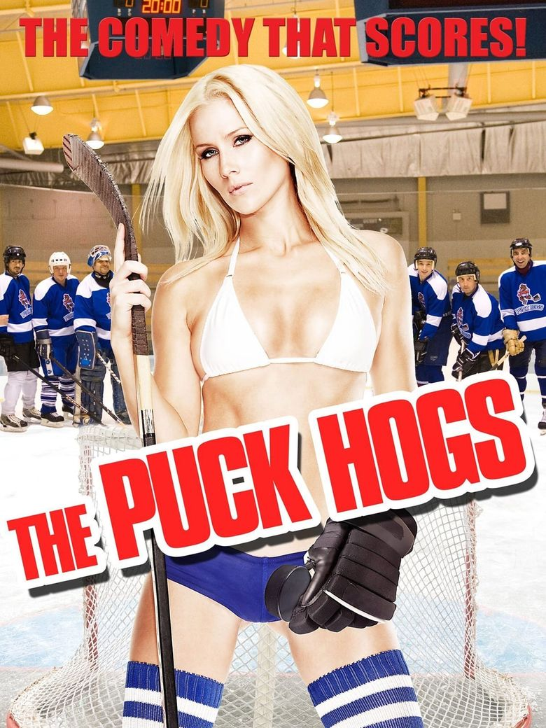 The Puck Hogs Poster