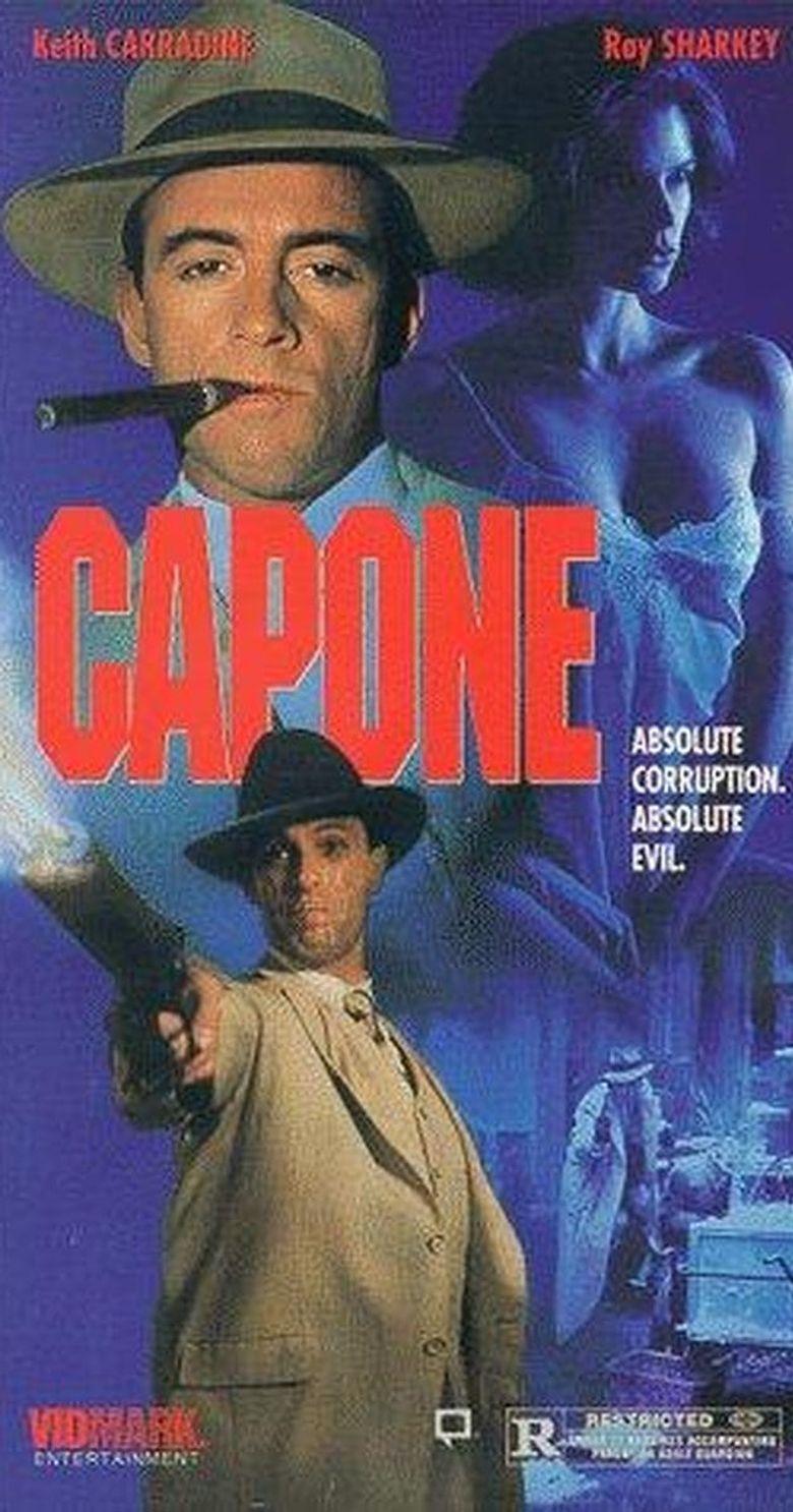 The Revenge of Al Capone Poster