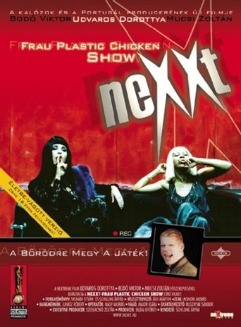 Nexxt - Frau Plastic Chicken Show Poster