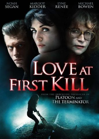 Love at First Kill Poster