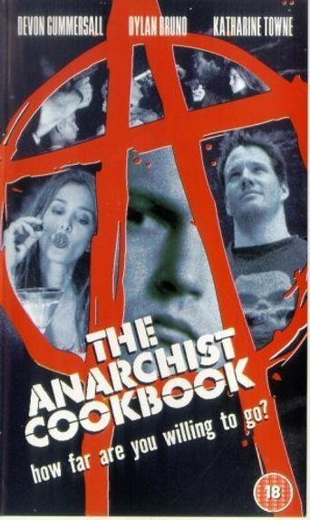 The Anarchist Cookbook Poster