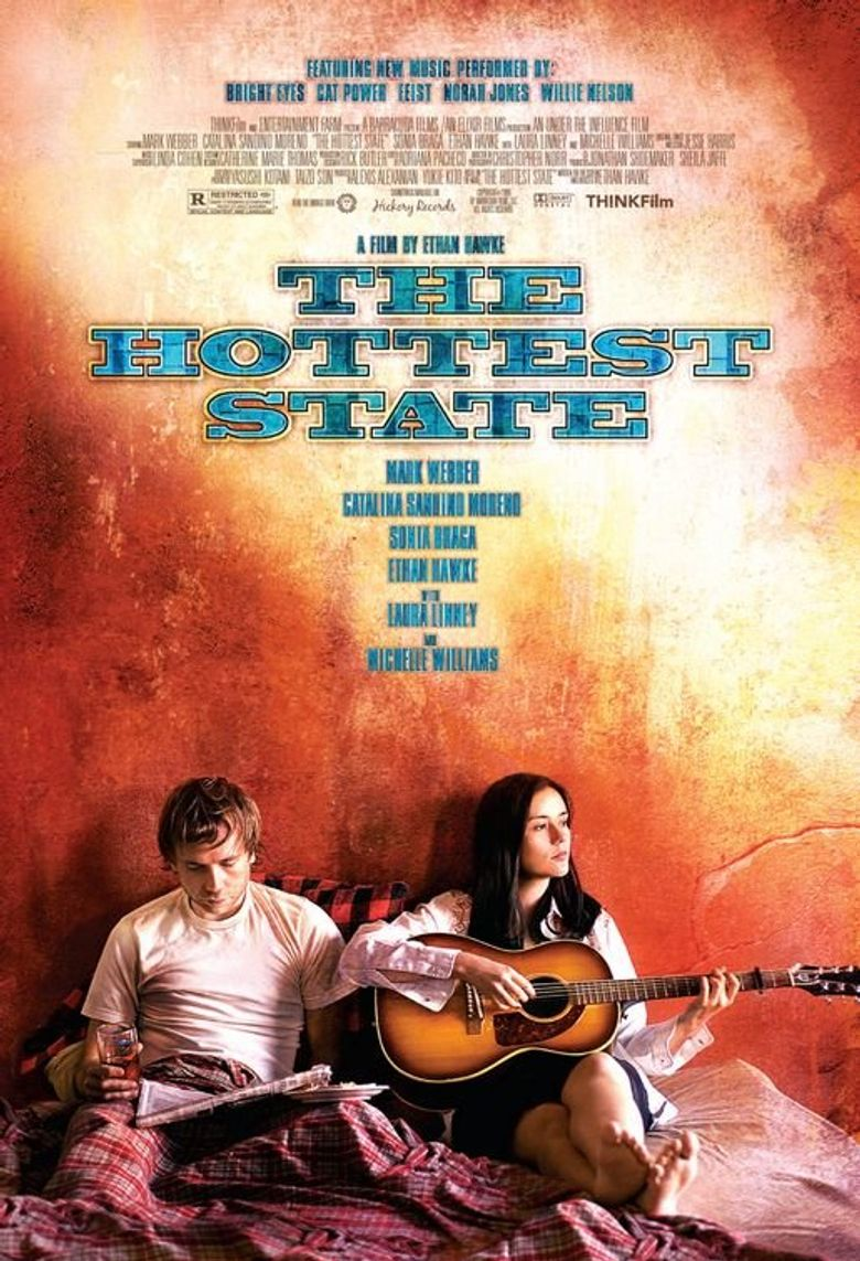 The Hottest State Poster