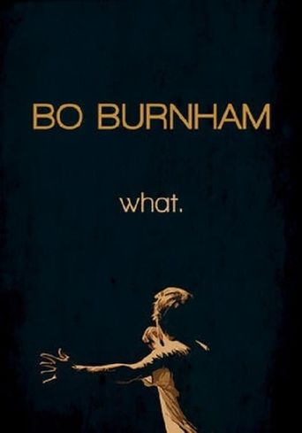 Bo Burnham: What. Poster