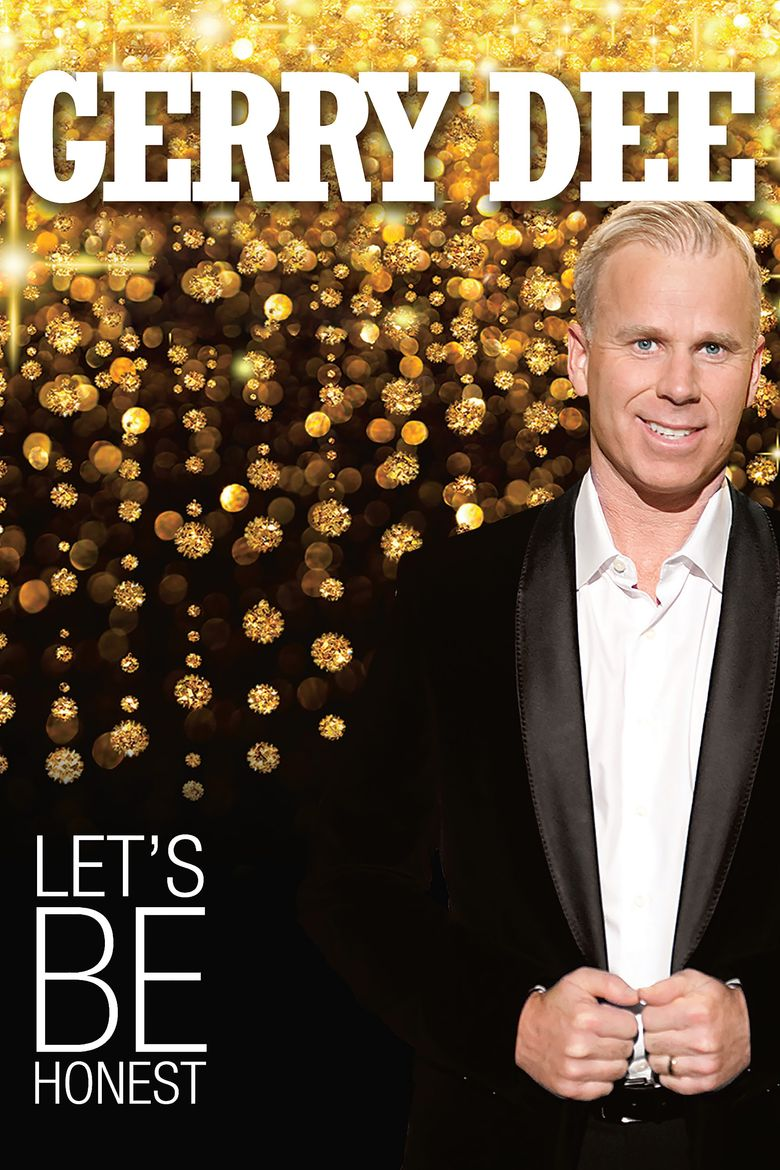 Gerry Dee: Let's Be Honest Poster