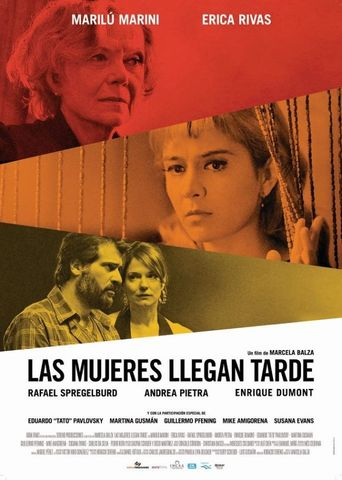 Women Are Late Poster
