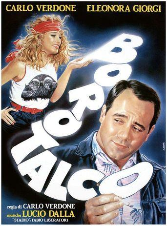 Borotalco Poster