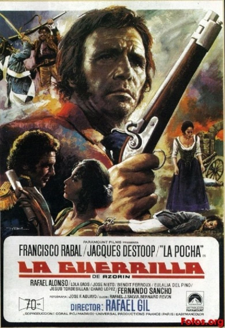 The Guerrilla Poster