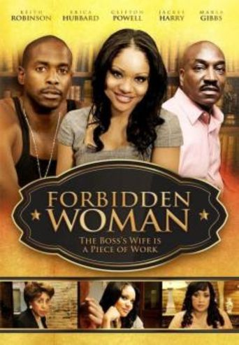 Forbidden Woman Poster