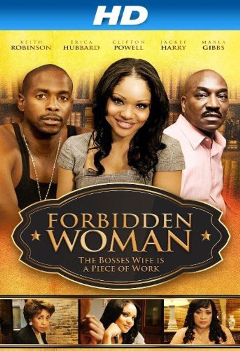 Forbidden Woman Poster