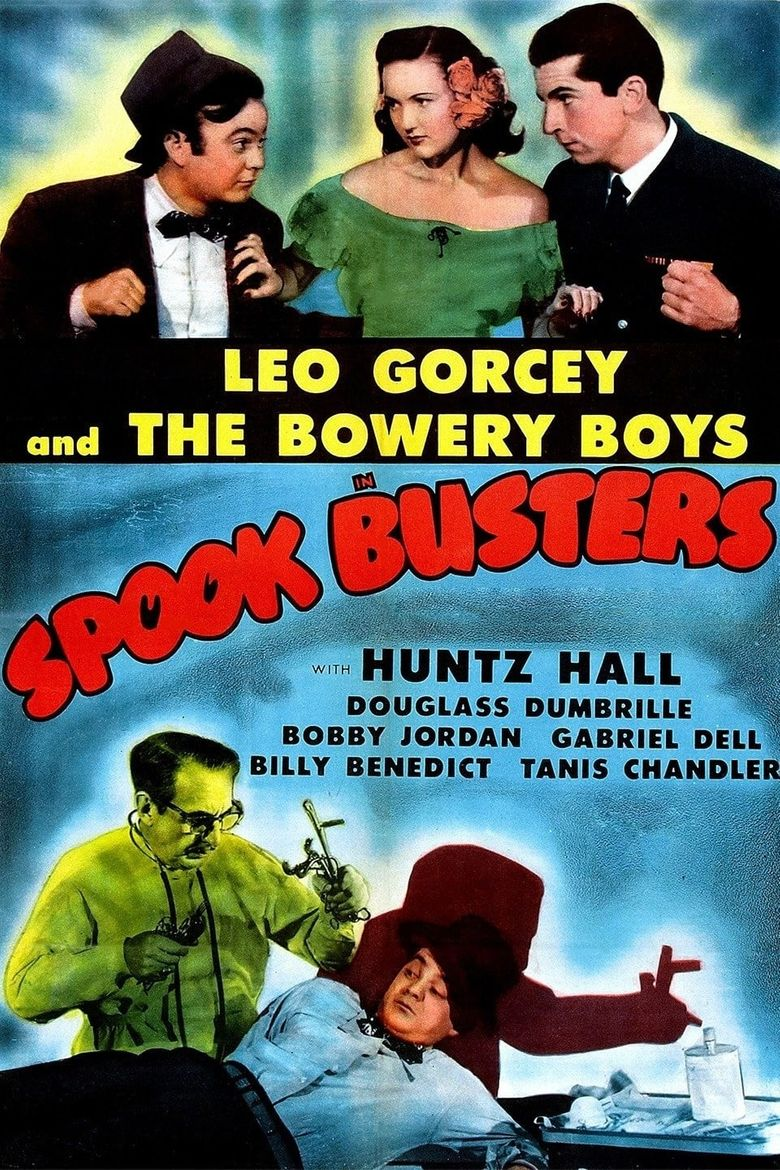 Spook Busters Poster