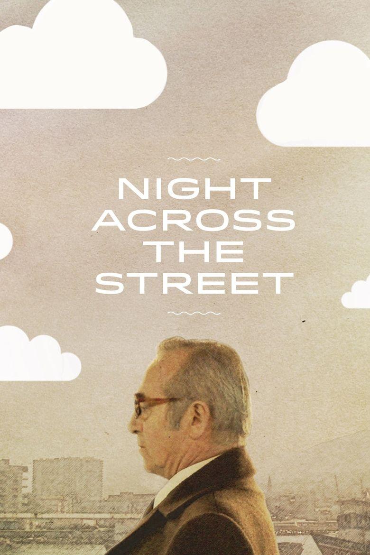Night Across the Street Poster