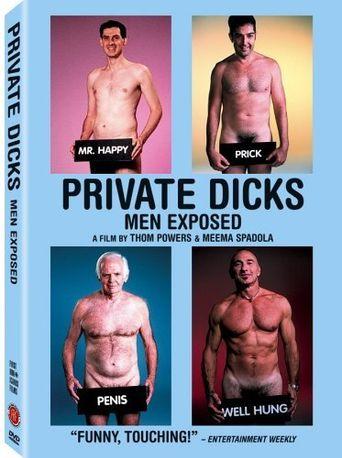 Private Dicks: Men Exposed Poster