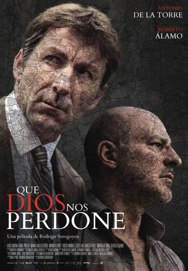 May God Save Us Poster