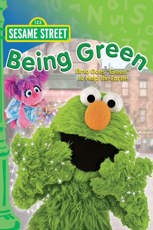 Sesame Street: Being Green Poster