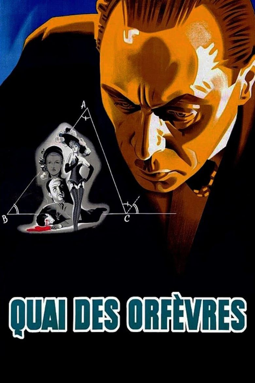 Quai des Orfèvres Poster
