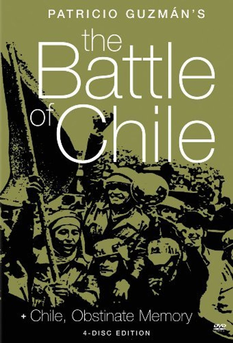 The Battle of Chile - Part II Poster