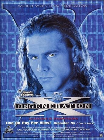 WWE D-Generation X: In Your House Poster