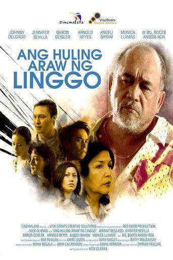 Ang Huling Araw Ng Linggo Poster