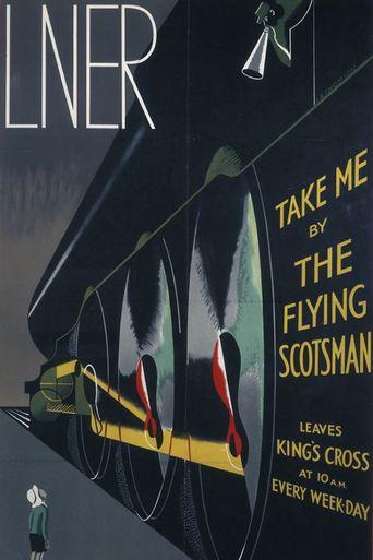 4472: Flying Scotsman Poster