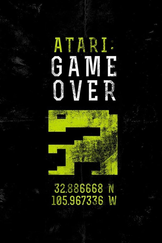Atari: Game Over Poster