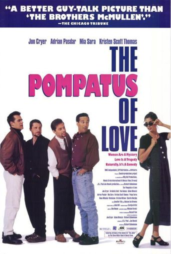 The Pompatus of Love Poster